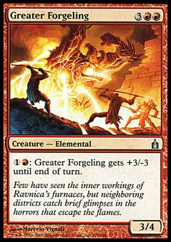 Greater Forgeling 22 Price History From Major Stores Ravnica Mtgprice Com Values For Ebay Amazon And Hobby Magic The Gathering The Gathering Mtg Art