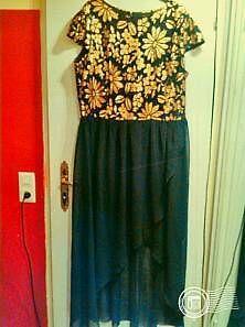 c16fdd80182921 Neu Damen Abendkleid Kleid Gr.50 Schwarz Gold in Stuttgart - Bad-Cannstatt
