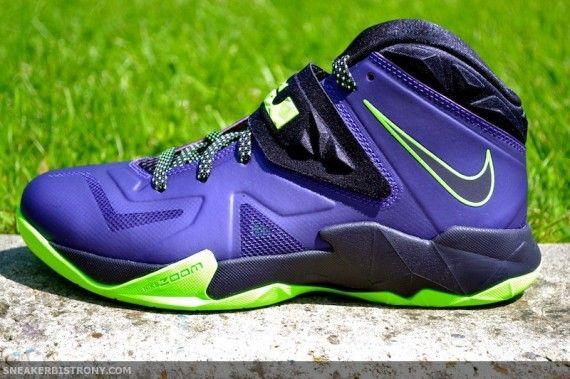 Nike Zoom Soldier VII - Court Purple