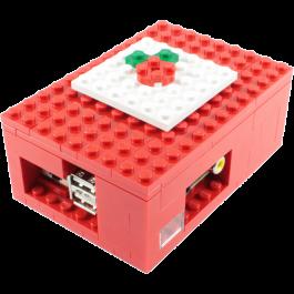 LEGO Custom: Case for Raspberry Pi Kit - Custom - LEGO Sets   The Daily Brick - Lego Parts Shop