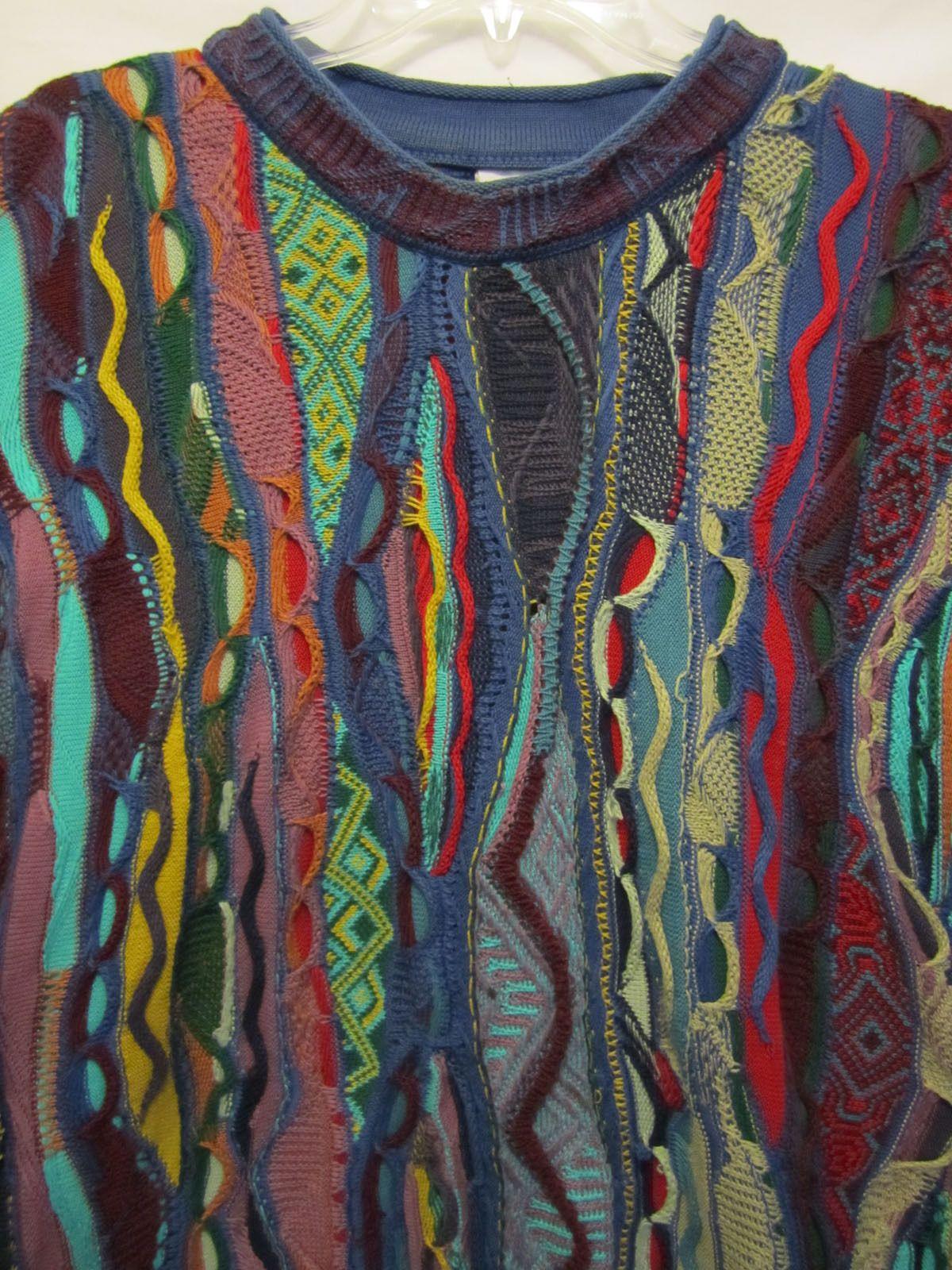 Vintage COOGI Australia Mercerised Cotton Sweater Cosby Hip Hop Biggie L Large https://t.co/FhfkTaIdgm https://t.co/6DwtbHoEUq