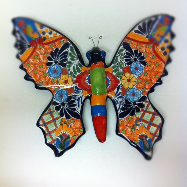 large+talavera+butterfly.jpg 612×612 pixeles