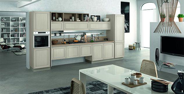 Cucina #Stosa modello #Maxim capace di unire #innovazione e ...