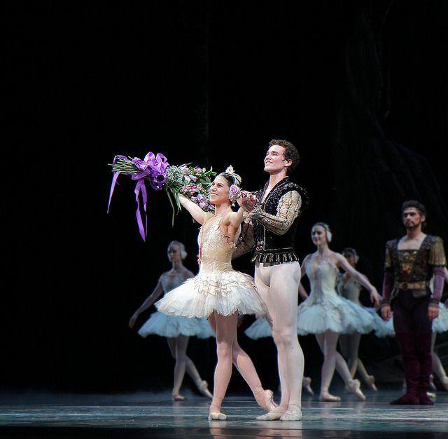 Tales of Faerie.   Dance, American ballet theatre, Ballet