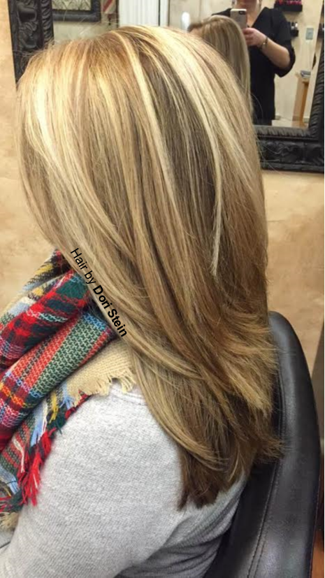 Dark Brown Low Lights Blonde Hair Perfect Blonde Highlights And