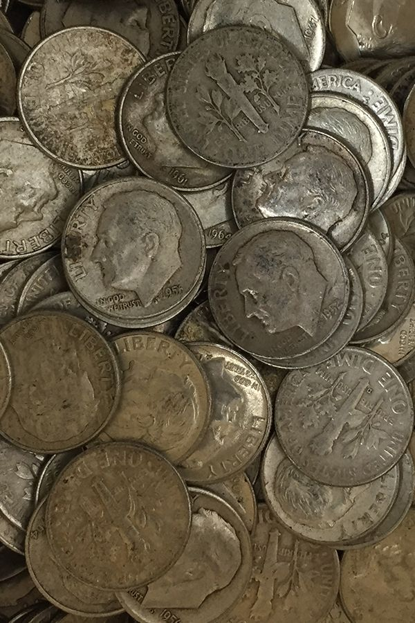 sell junk silver coins