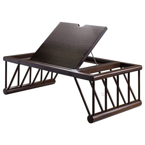 Very Clever Side Pockets To Hold Papers And Again The Adjustable Flip Top Bed Desk Bed Tray Wooden Desk