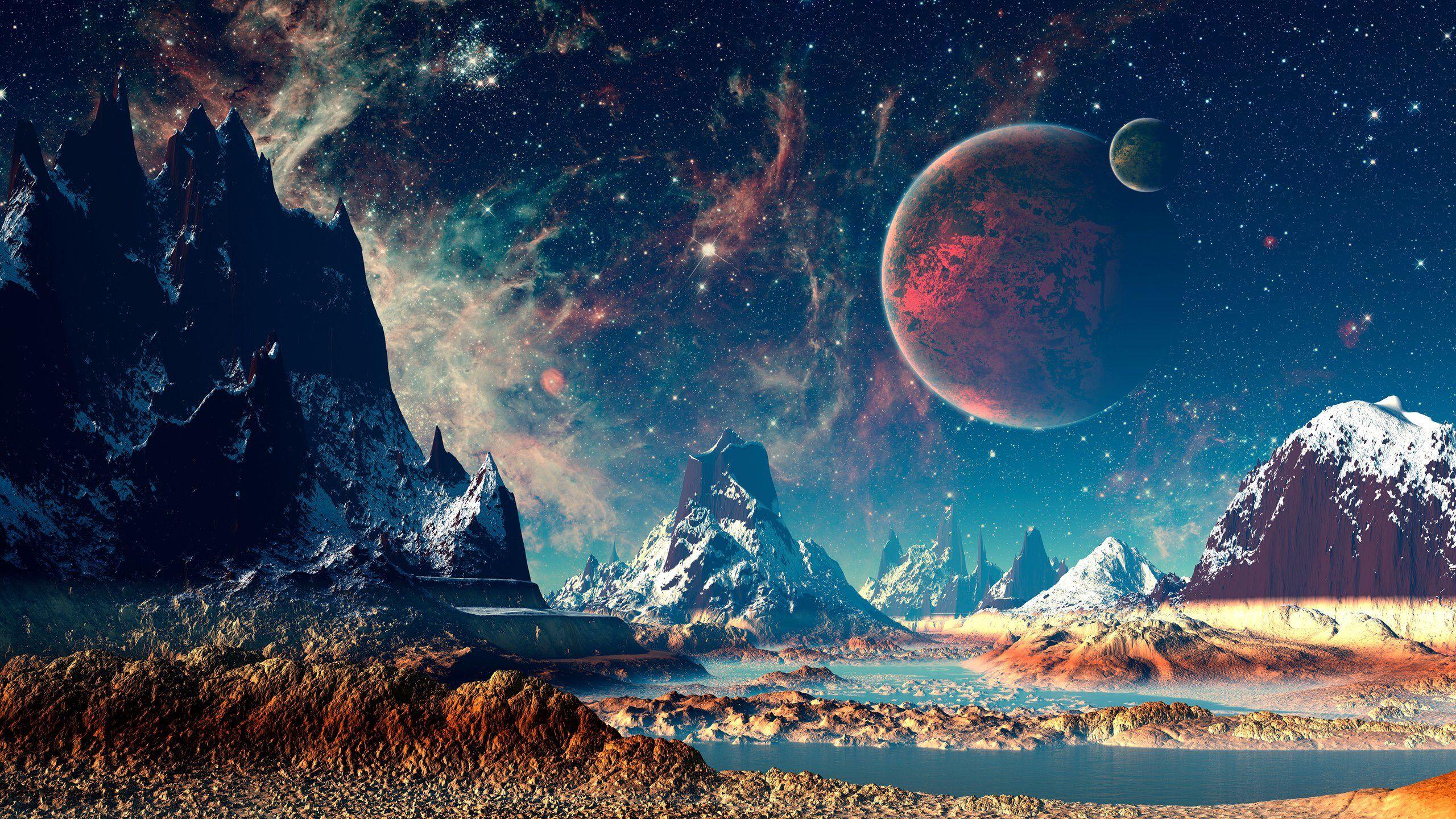 Обои планеты. Космос foto 6