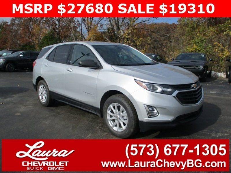 New 2019 Chevrolet Equinox Fwd Ls For Sale In Sullivan Mo 63080