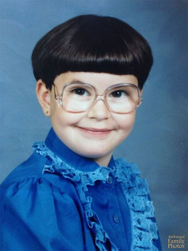 10 Hilarious Childhood Hairstyles From The 80s And 90s That
