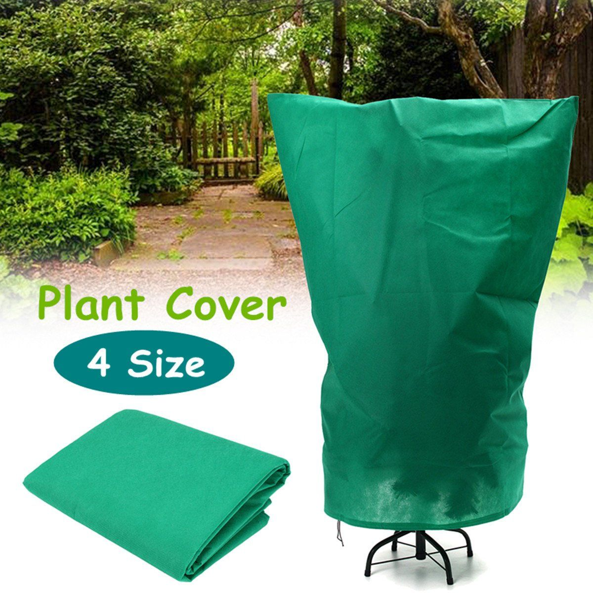 Plant Frost Protection Fleece 35gsm Warming Jacket Yard Garden Cover Tools Gardenoutdoor Plantbagaquaculture Plant Covers Plant Protection Plant Bags