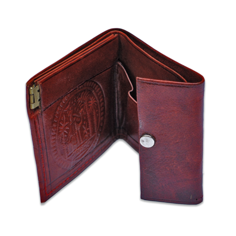 Moroccan Leather Wallet Comuse Leather Wallet Moroccan Leather Leather