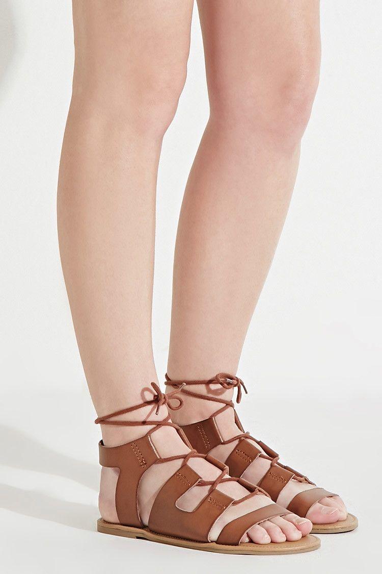 6cf30491e03439 MIA Delphine Gladiator Sandals