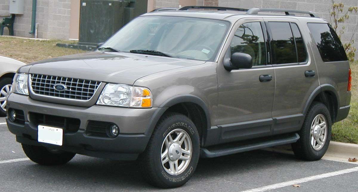 2002 Ford Explorer new transmission 156,000 miles 4,000
