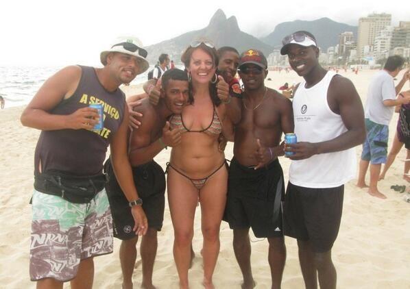 Wife on jamaican vaca tumblr