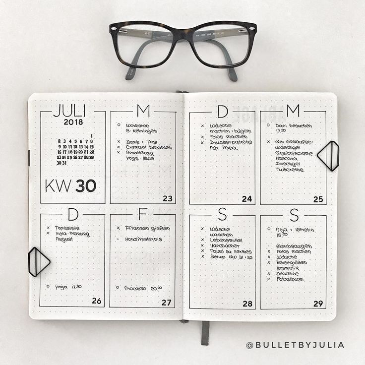 Minimalist Bullet Journal spreads are great for busy people Here are some very   Bulle Minimalist Bullet Journal spreads are great for busy people Here are some very   Bu...