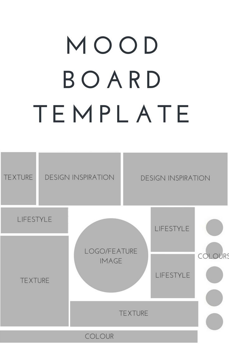 Become Inspired With A Mood Board Something Simple Mood Board Layout Mood Board Template Mood Board Design