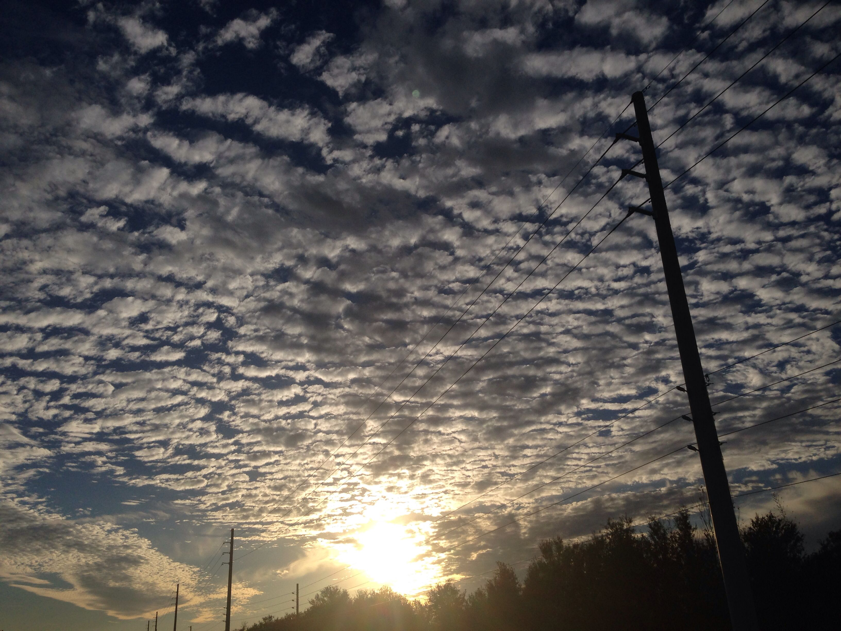 """What a """"cool"""" sky"""