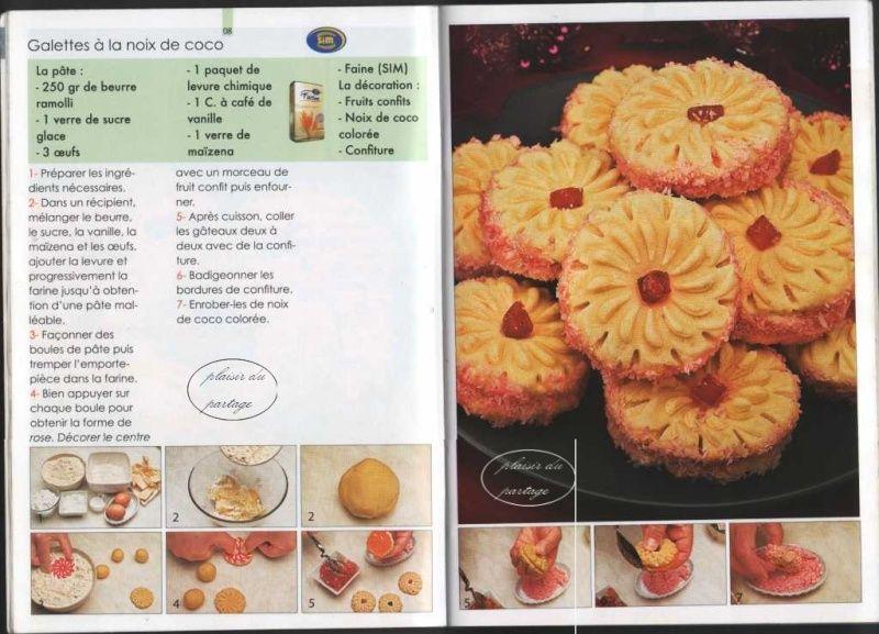 Livre de cuisine safia gateaux maison plaisir du - Livre de cuisine fait maison ...