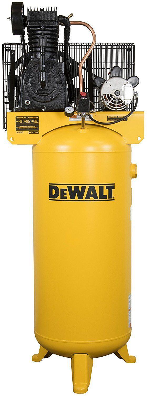 DeWalt DXCMV5076055 60 gallon 5 hp Two Stage Air