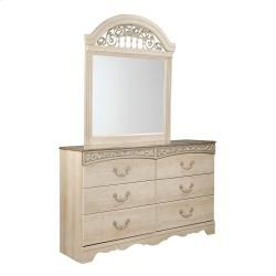 By Ashley Furniture In Longview, TX   Catalina   Antique White 2 Piece  Bedroom Set