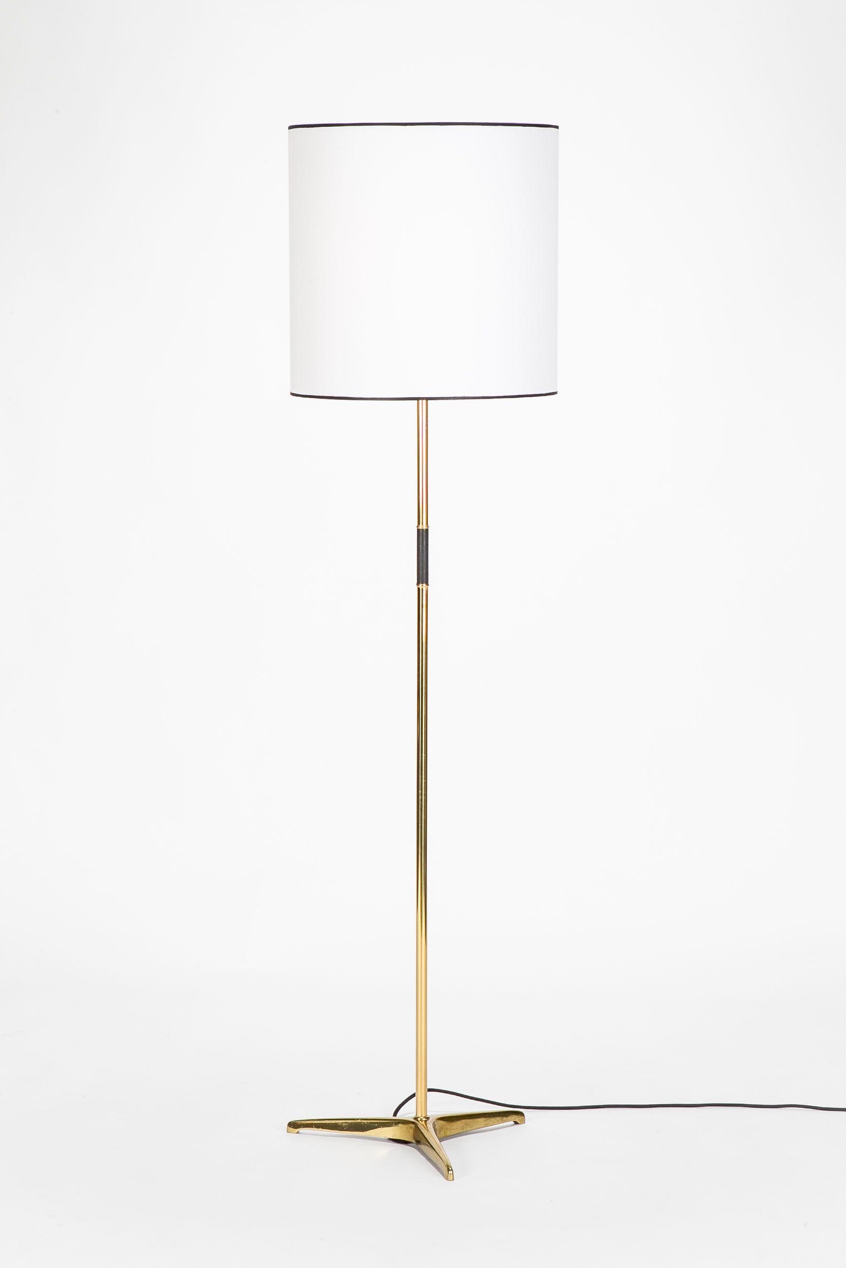 Bag Turgi Brass Floor Lamp 50 S Mit Bildern