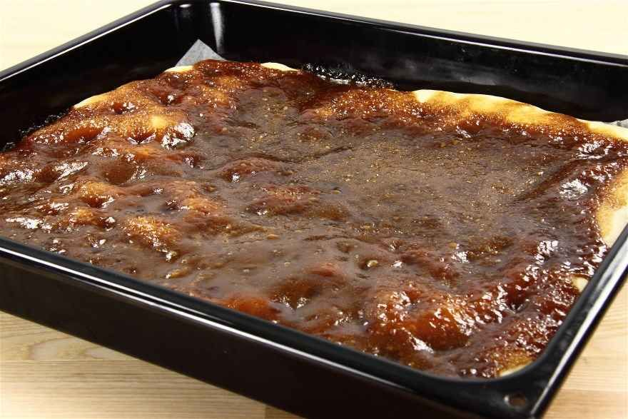 Alletiders Kogebog Kageopskrifter fynsk brunsviger 02 | opskrift | kager | pinterest | desserts