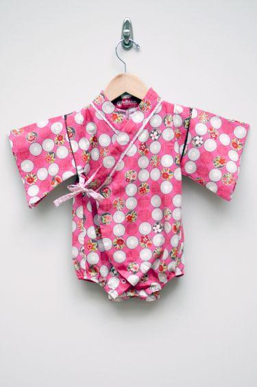 Kimono Style Onesies