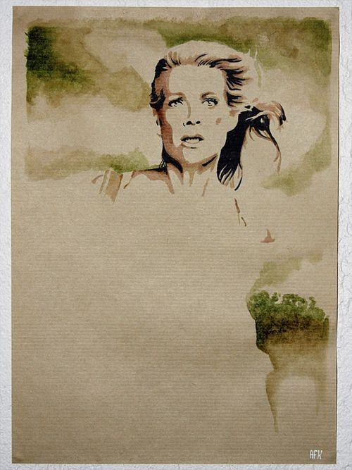Laurie Holden Papier Kraft