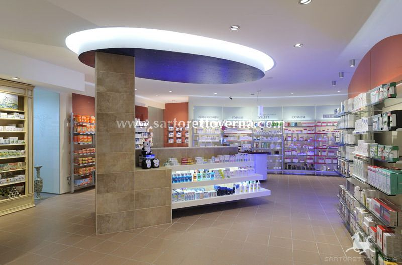 Sartoretto Verna pharmacy Click www.pinterest.com/instorevoyage to find thousands of in-store marketing and visual merchandising pins