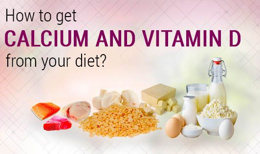 let us take a look at a few foods that are rich in calcium and vitamin