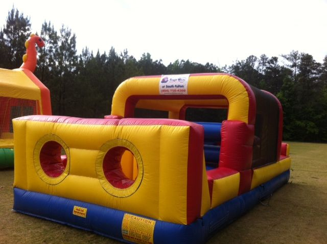 Space Walk Inflatables Obstacle Course Inflatable Obstacle Course Inflatables Obstacle Course