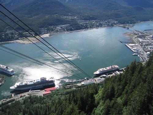 Juneau Alaska Cruise Port Arial Alaska Cruise Alaska Travel