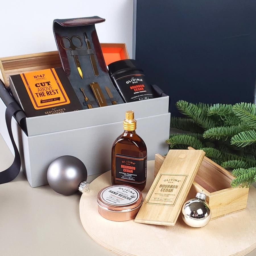 The Modern Host Gift Box In 2019 Modern Gifts Ames Oates