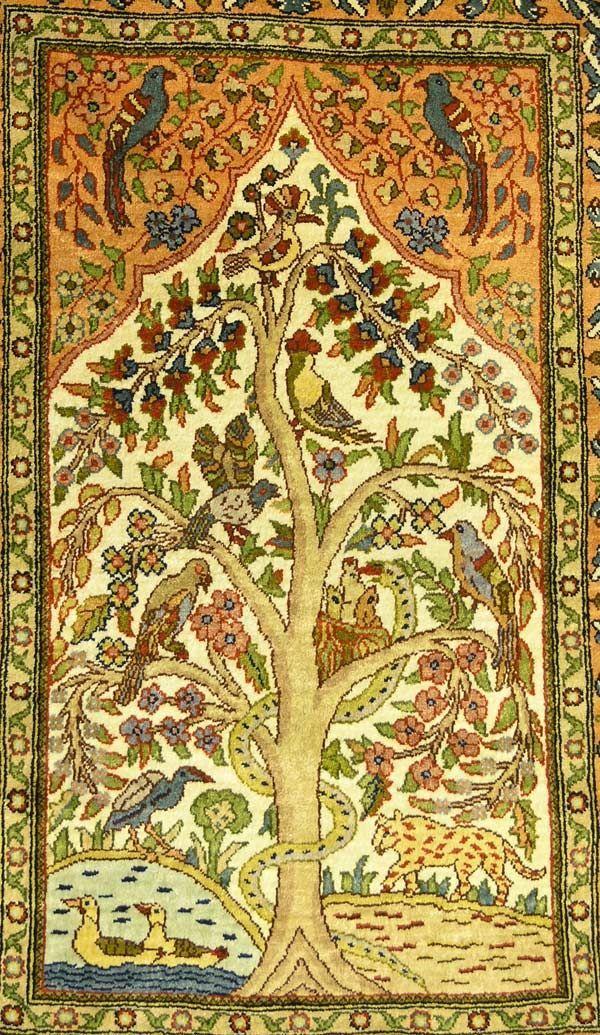 Persian Tree Of Life Tree Of Life Art Indian