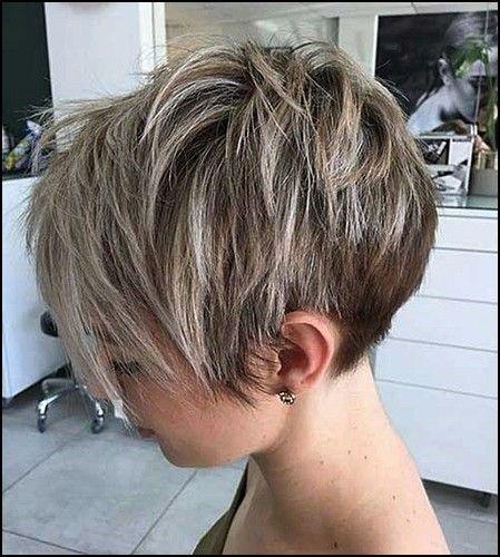 11+ mejores peinados Pixie en capas para 2020   Trend bob peinados 2019