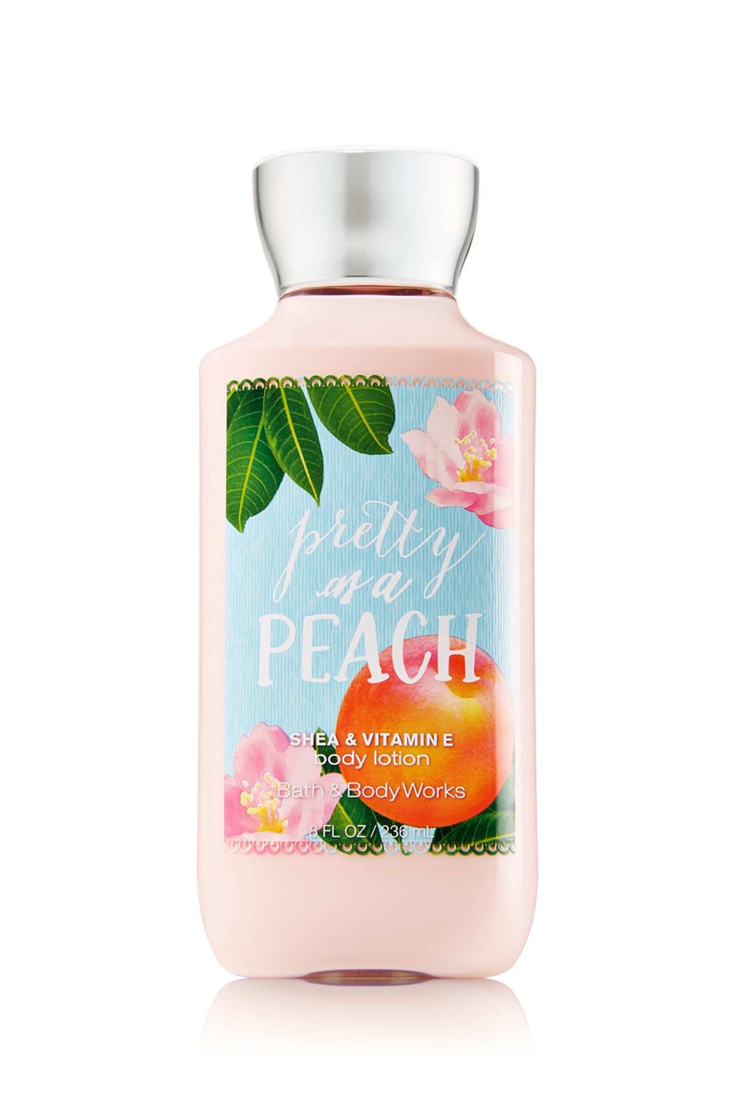 Pretty As A Peach Body Lotion Signature Collection Bath Body