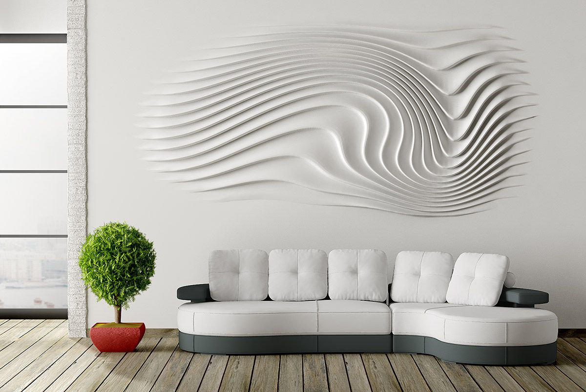 Yin Yang 3d Wall Decor Decorative Wall Panels Wall Decor
