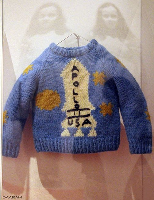 Apollo Usa Sweater Warn By Danny Lloyd Aka Danny Torrance In Stanley