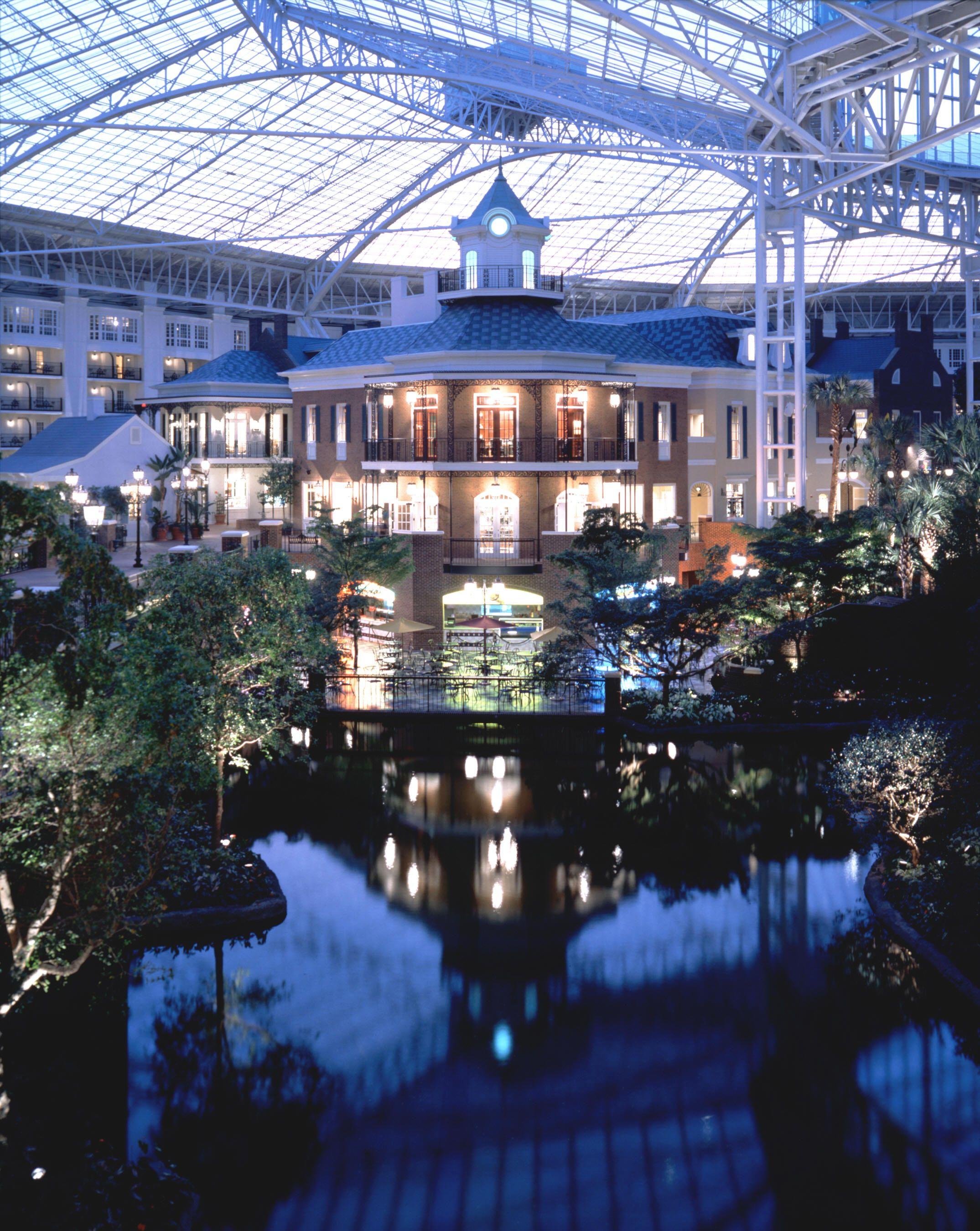 Opryland Hotel Nashville TN