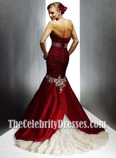 Classic Mermaid Wedding Dress Bridal Gown Amara Royale On Sale