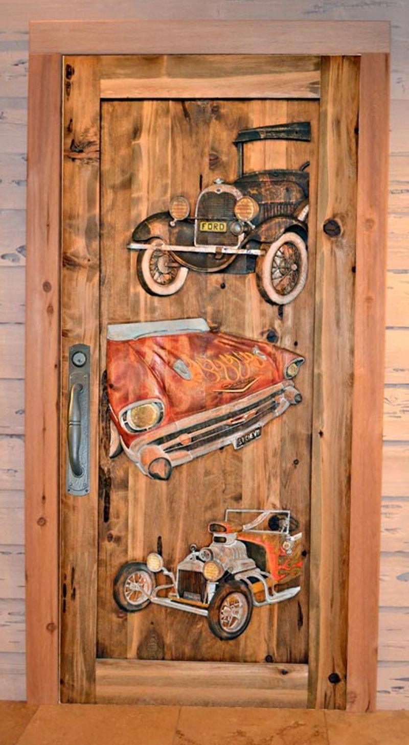 handcrafted wooden doors Google Search Carved doors