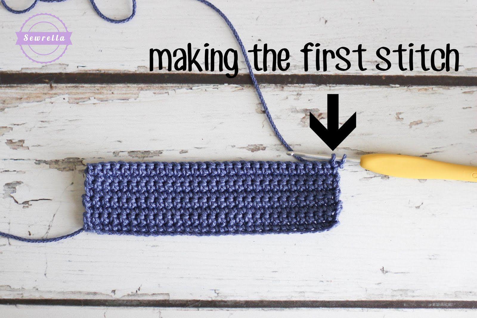 Crochet Tips - Straight Edges Everytime | Crochet -Tips and stuff ...