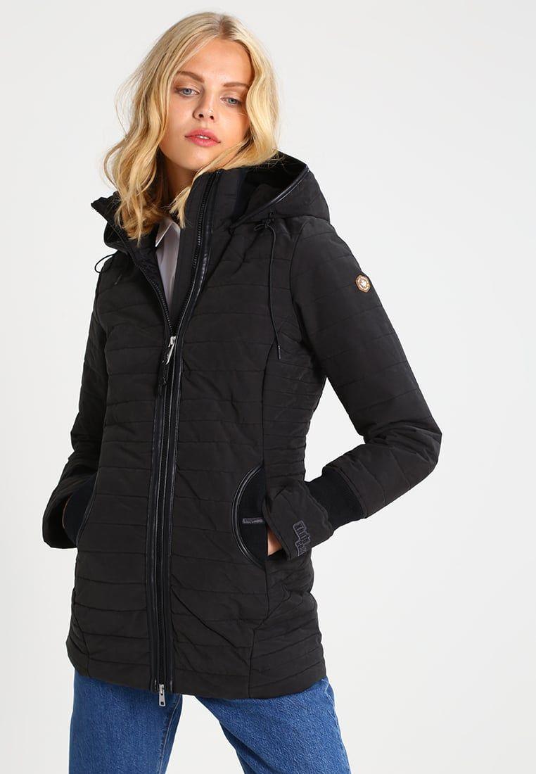 khujo midd veste mi saison black veste femme zalando veste femme saisons et vestes. Black Bedroom Furniture Sets. Home Design Ideas
