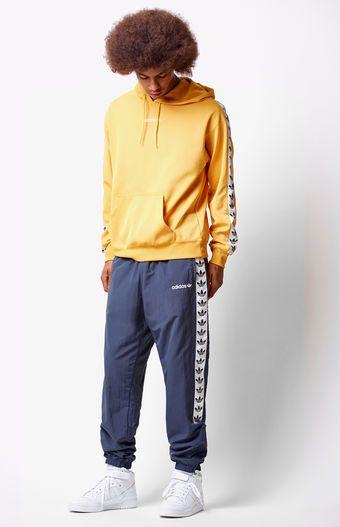 adidas TNT Tape Wind Blue Track Pants at PacSun.com  5954d23b3b16