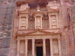 Petra -Jordanie
