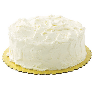 Wegman S Vanilla Cake Double Layer These And Add A Simple Cake