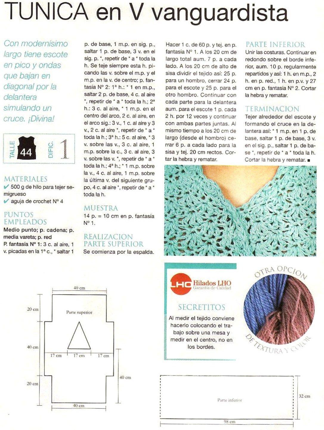 tunica-en-v-vanguardista-a-ganchillo-tutorial-02 | crochet ...