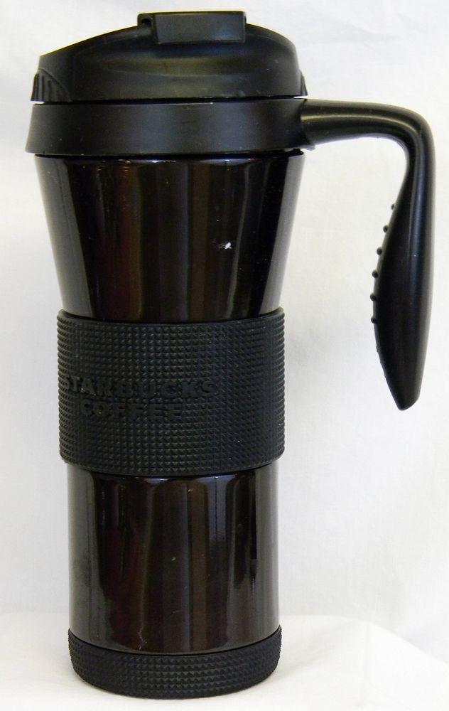 Starbucks Coffee Stainless Steel Travel Mug 2009 16 Oz