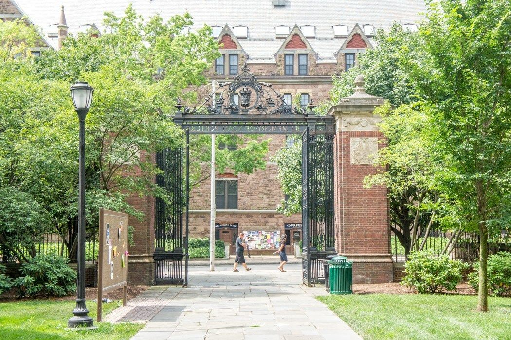 Yale University University Campus East Coast Travel Yale University